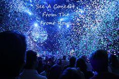 Front Row Concert