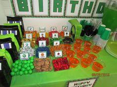 Minecraft Birthday Party Ideas | Photo 11 of 11 | Catch My Party