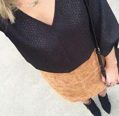 Victoria Blouse #cooperandella #ootd #style #fashion