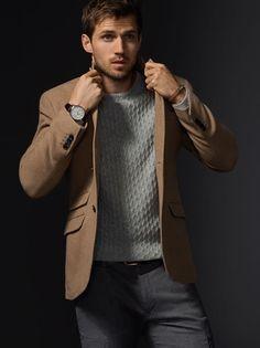 Massimo Dutti 689 5th Avenue Autumn/Winter 2014 #mensstyle #massimodutti