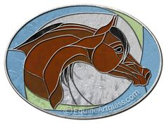NEW! Patterns | Equine Artglass  This pattern is currently waiting for purchase.  Custom stained glass horses and patterns for purchase are found at EquineArtglass.com or on Pinterest at my Equine Artglass board.