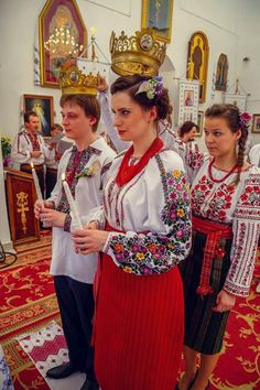 (2) Твіттер. Traditional Ukranian wedding.