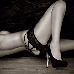 #erotic #erotica #lingerie #heels