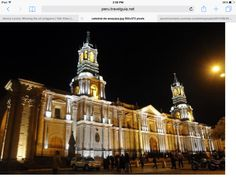Arequipa's Catedral