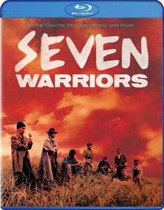 Seven Warriors Blu-ray (S) LiveAction