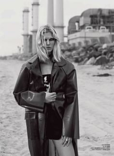 When in Venice   V Magazine #87 Josh Olins shoots Iselin Steiro for this California themed editorial. Styled by Clare Richardson