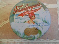 Eat Fralinger's Salt Water Taffy in Atlantic City, (New Jersey, USA)