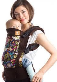A nice baby carrier