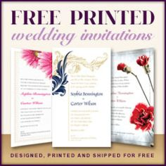 Invitations in Buffalo, NY on 12/31/2014 | SellMyWedding.com Current price: FREE