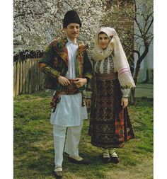Ilfov, Muntenia (Wallachia) Folk Costume, Costumes, Romania, Lace Skirt, The Past, Bun Bun, Bohemian, The Incredibles, Culture