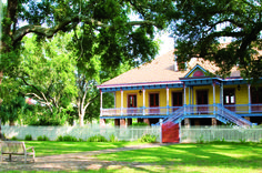 Pitot House - Lonely Planet STROLL ON THE BAYOU!