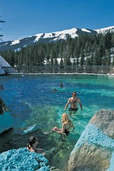 Boat Box Hot Springs in the Sawtooth Wilderness, Idaho Idaho Travel Destinations Vacation Places, Vacation Trips, Vacation Spots, Places To Travel, Places To Visit, Travel Destinations, Vacation Ideas, Wyoming Vacation, Yellowstone Vacation