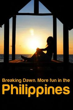 More fun in the Philippines Places Around The World, Around The Worlds, Philippines Tourism, Tourism Department, Tagalog, Breaking Dawn, More Fun, Places To See, Beautiful Places
