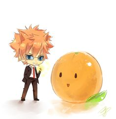 Fairy Tail Loke - aaaaahhhh! Love him!!!!!!!