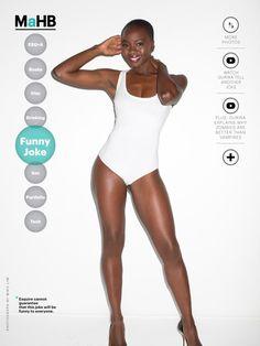 Danai Gurira Chic Bald Hairstyles, Afro Looks and Box Braids – Celebrities Woman Black Women Art, Beautiful Black Women, Black Girls, Beautiful People, Black Actresses, Bald Women, Dark Skin Beauty, Black Love, Black Ish