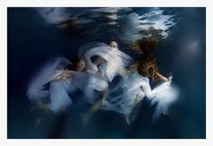 Pool fantasty by Andrey Narchuk, via Behance