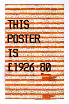 This poster is made of one hundred and sixty UK National Rail tickets, collected by Philipp Sokolov (a designer and a frequent train commuter) over the course of two years. The price is a combined price of tickets on the poster. Gcse Art Sketchbook, Sketchbooks, National Rail, Ticket Design, Train Art, Creative Review, Train Tickets, A Level Art, Consumerism