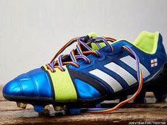 With Rainbow Laces, U.K. Soccer Stars to Stand 'Right Behind Gay Footballers