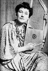 Florence Farr, English feminists, English stage actresses, Feminist writers, Hermetic Order of the Golden Dawn