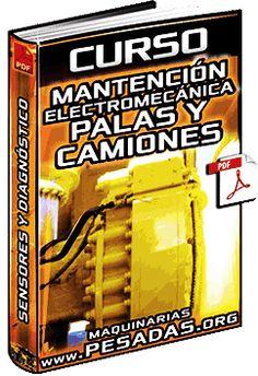 Ver Curso de Mantenimiento Electromecánico de Palas y Camiones Komatsu Common Rail, Electrical Installation, Heating Systems, Tech Gadgets, Cool Diy, Arduino, Angel, Book, Cars