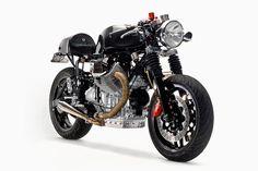 Moto Guzzi 'Weight Watcher' V1100 Custom.