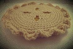 Apple Pie Potholder pattern