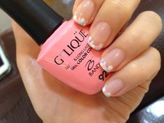 gel - dot french nail