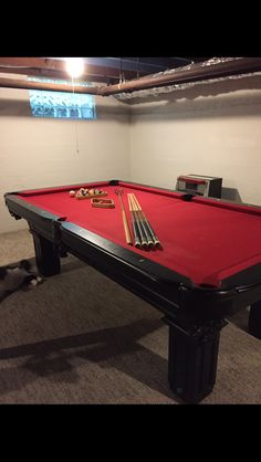 Brunswick Billiards Black Gold Crown Pro Pockets Sold Used Pool - Brunswick brookstone ii pool table