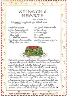 Spinach and Hearts