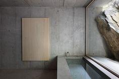 """subtilitas: """" Nickisch Sano Walder - Lieptgas refuge, Flims Via, photos © Gaudenz Danuser. Minimalist Architecture, Minimalist Design, Interior Architecture, Interior Design, Modern Cafe, Modern Rustic, Sweet Home, Minimalist Furniture, Minimalist Bathroom"""