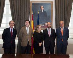 Firma convenio de colaboración con el Ministerio