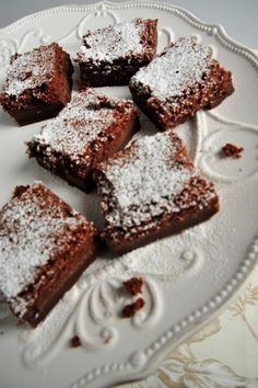 Rita Ora's favourite Chocolate Custard Cake