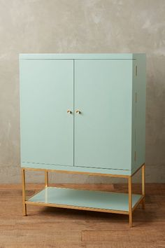 Lacquered Bar Cabinet - #anthrofave