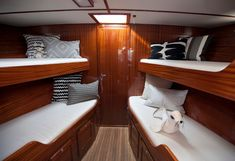 Why Choose a Bunk Bed for Your Youngster? – Bunk Beds for Kids Low Bunk Beds, Bunk Beds Small Room, Bunk Beds With Stairs, Kids Bunk Beds, Small Rooms, Sailboat Interior, Yacht Interior, Interior Design, Interior Ideas