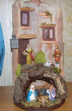 Bella estampa navideña Merry Chistmas, Christmas Nativity, Christmas Time, Decoupage, Tile Crafts, Decorative Tile, Tile Art, Cold Porcelain, Christmas Projects