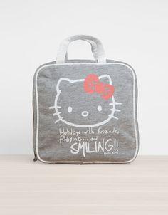 Wanted ! La trousse de toilette Hello Kitty - Accessoires - Oysho & Friends - France