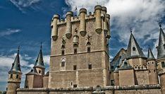 The Alcazar of Segovia