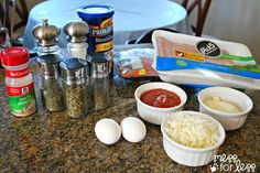 Italian Meatloaf Cupcake Recipe with #FreshFinds from Lucky Super Market   Mess For Less