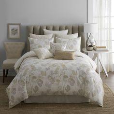 Modern Living Oxidized Leaf Comforter Set, King Modern Living http://www.amazon.com/dp/B00CUJS6LO/ref=cm_sw_r_pi_dp_mgm.tb18W64YJ