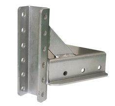 15349-52 --- Demco Bolt-On A-Frame with 6 Hole Channel Up