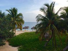 La plage de Hôtel Ancon proche de #Trinidad #Cuba