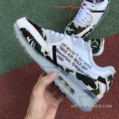 Women Off White X Nike Air Max 90 Sneakers SKU 12280-304 Free Shipping 89bc74cc7