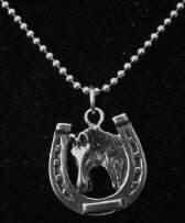 Love horse? You'll love silver horse jewelry. The biggest single collection of silver horse jewelry is located at:  http://www.silveranimals.com/horse_jewelry_necklaces.htm  Must have.