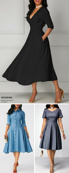 Party dress for women, cute, dressy, classy and quality fabric, check them out at rosewe.com.