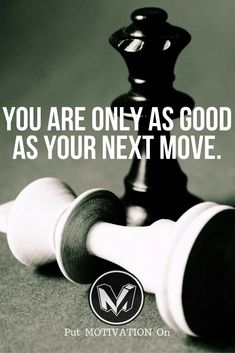 Take a very good next move. Follow all our motivational and inspirational quotes. Follow the link to Get our Motivational and Inspirational Apparel and Home Décor. #quote #quotes #qotd #quoteoftheday #motivation #inspiredaily #inspiration #entrepreneurship #goals #dreams #hustle #grind #successquotes #businessquotes #lifestyle #success #fitness #businessman #businessWoman #Inspirational
