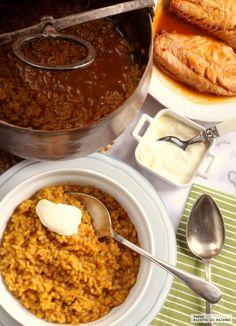 Recopilamos nuestras mejores recetas de arroces que no son paellas para que puedas cocinarlas fácilmente y disfrutarlas