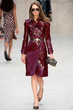 Burberry Prorsum | Fall 2013 Ready-to-Wear Collection