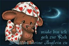 Tatty Teddy, Teddy Bear, Good Night Friends, Night Pictures, Sweet Dreams, Good Morning, Humor, Day, Funny