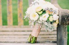 Beautiful bouquet with unique touches