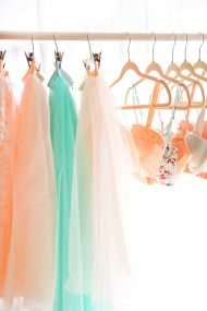 Boudoir Bridal Shower Inspiration - Style Me Pretty lovely idea for bachelorette more than bridal shower